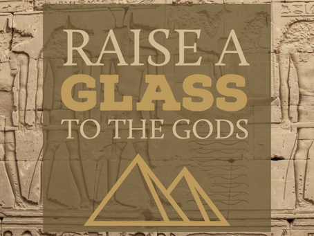 Raise A Glass To The Gods