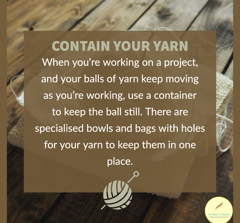 Contain Your Yarn
