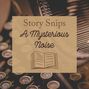 Story Snips - A Mysterious Noise