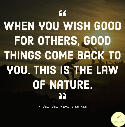 This Is The Law Of Nature