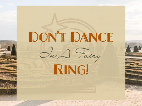 Don't Dance In A Fairy Ring!