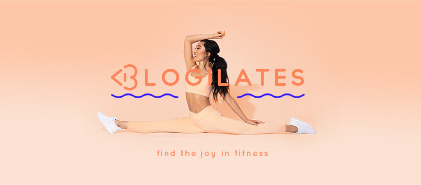 The cover photo for the Blogilates Facebook page