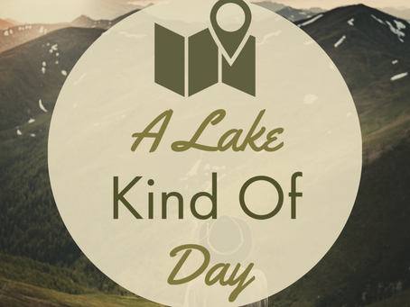 A Lake Kind Of Day