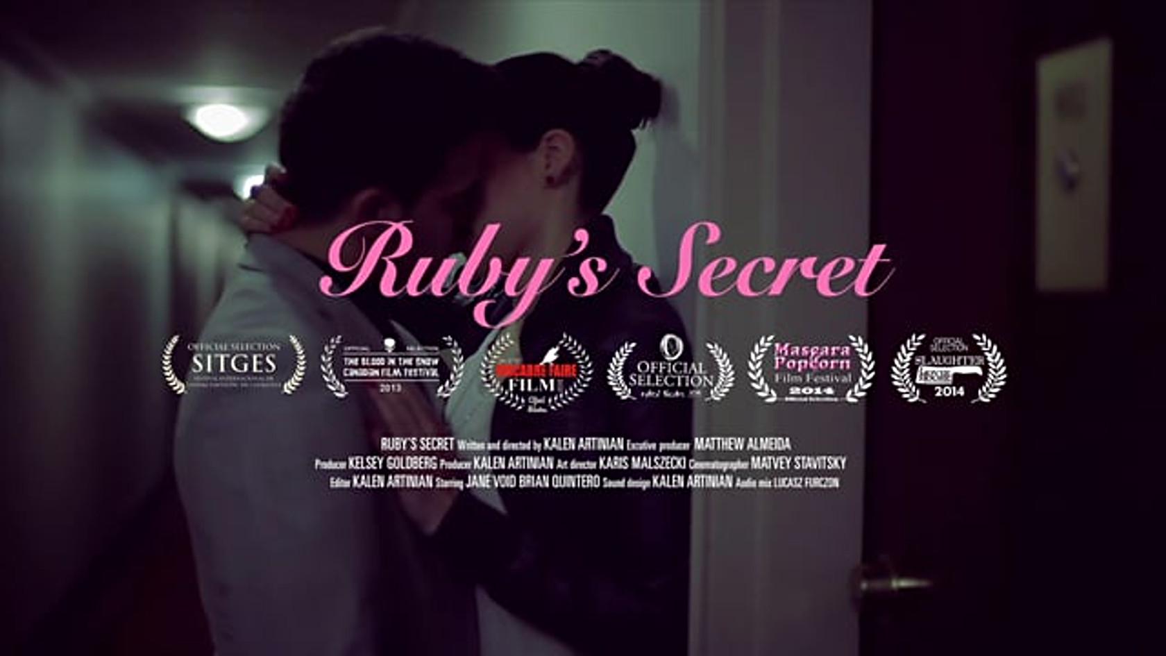 """Ruby's Secret"" // Short Film"