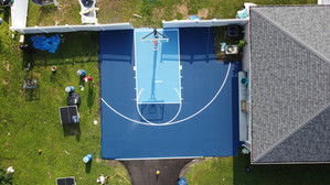 Half Court, Blues