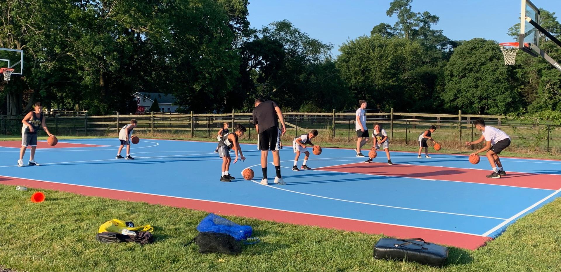 Community Basketball Camp