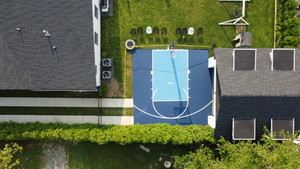 Half Court Basketball, blues