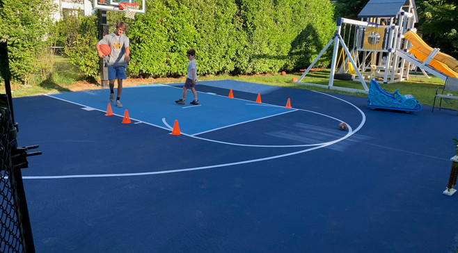 Basketball Lessons at a Young Age