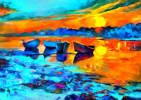 4 boats in the sun.jpg