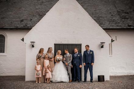Group photos wedding