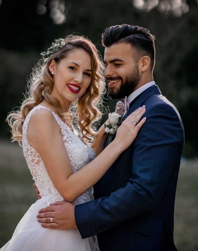 Wedding couple from Berlin