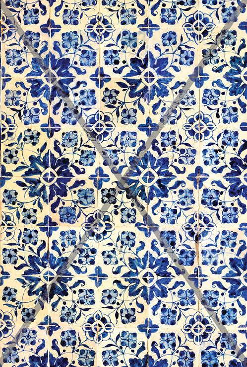 AZULEGO BLUE AUTHENTIC WALL