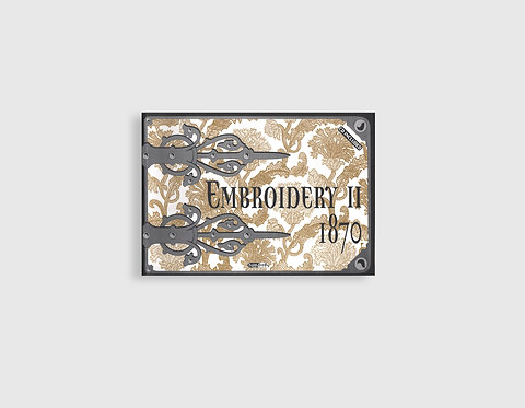 EMBROIDERY vol.2 1870