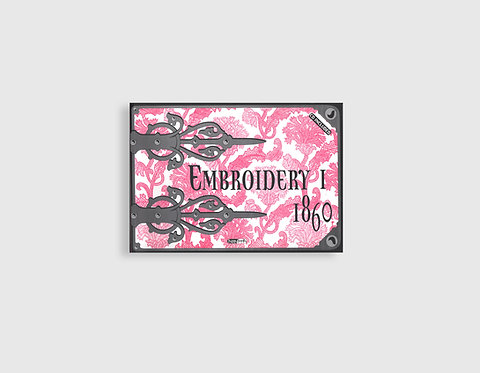 EMBROIDERY vol.1 1860