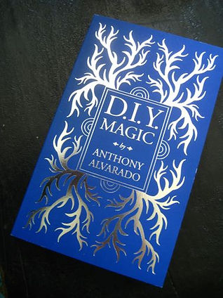 D.I.Y. Magic book cover, Floating World Comix