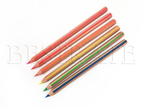BRPW0010 Wooden Color Pencil