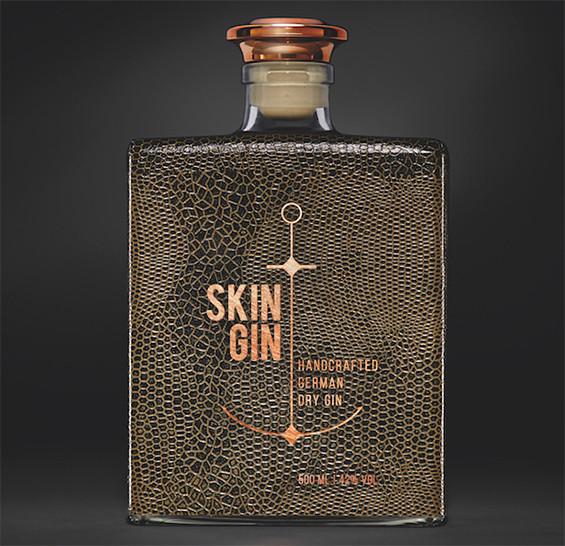 Skin Gin Tasting im Andreashaus am 09.03.18