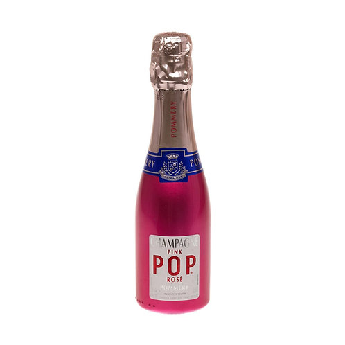 Champagne Pommery Silver Pop Apanage Piccolo (1 x 0.2 l)