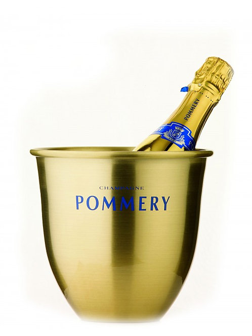 POMMERY CHAMPAGNERKÜHLER     GOLD