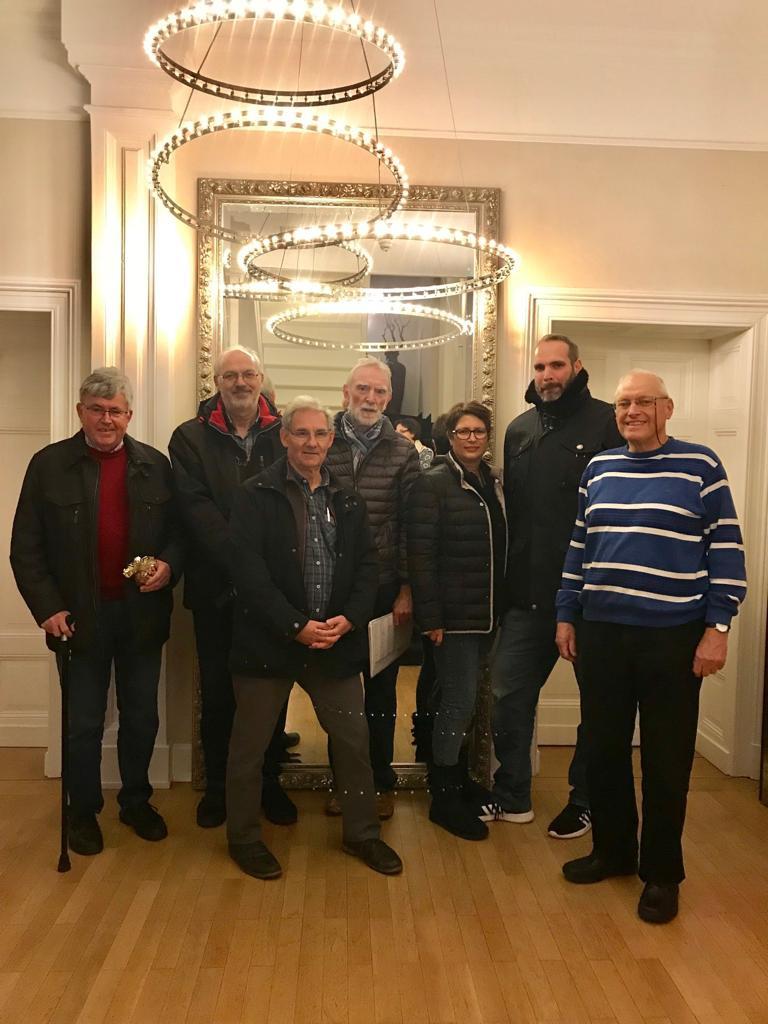 Vorstand des GidGN zu Gast im Andreashaus