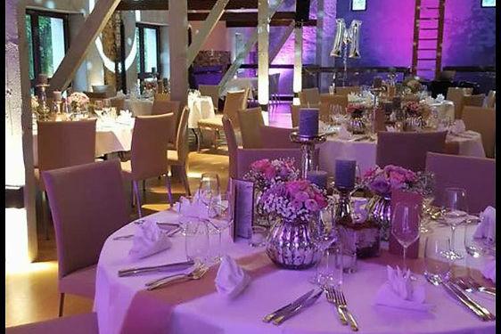 Andreashaus Hochzeitsloaction Hochzeit Weihnachtsfeier Firmenevent Köln Düsseldorf Aachen Jülich Düren Niederzier