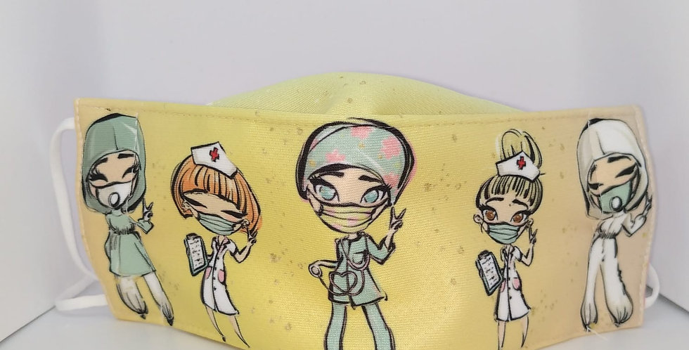 Yellow Nurse