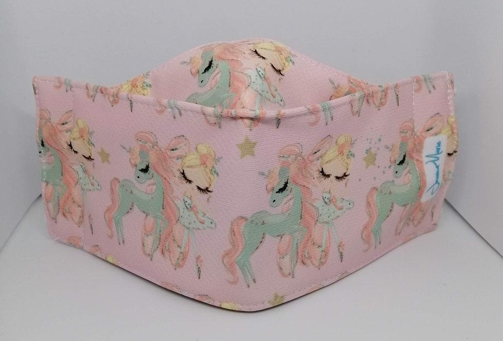 Unicorn Ballerina Girl