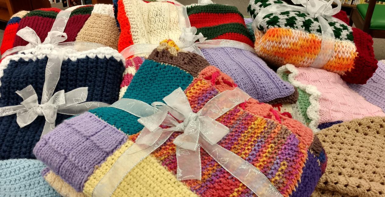 Homemade Blankets
