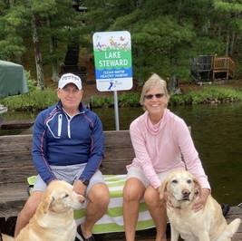 Jim & Judy Orrock - Roy Lake