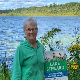 Linda & Bruce Harrier - Bass Lake