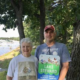 Mary Markert Platt & Dave Platt - Gull