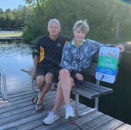 Mark and Beth Swiontkoski - Lake Margaret