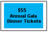 2021 GCOLA Annual Gala Dinner Tickets