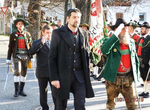 zum Bezirkstag der Schützen Brixen ...
