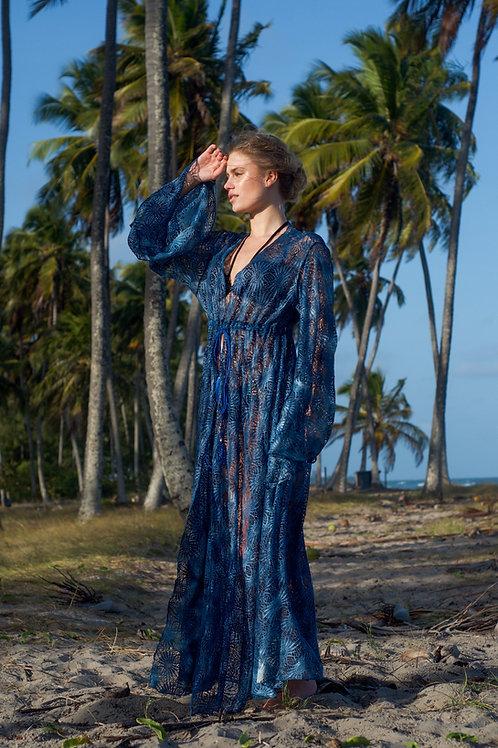 Kimono Mar Azul