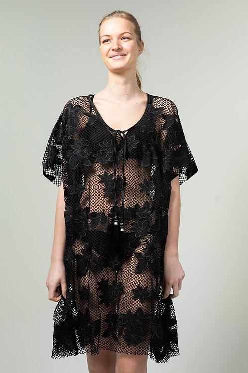 Dress Pescado Black