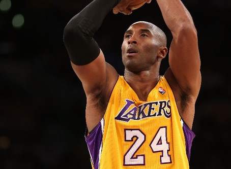 Kobe's Death and Our Grief