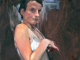 SUSANNE HAY / Peintures et Dessins / Gemälde und Zeichnungen.