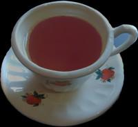 Elderflower tea!