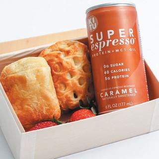 COFFEE & DANISH BOX
