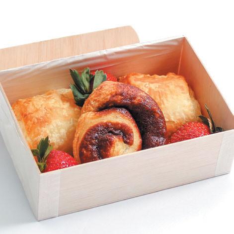 DANISH & FRUIT BOX