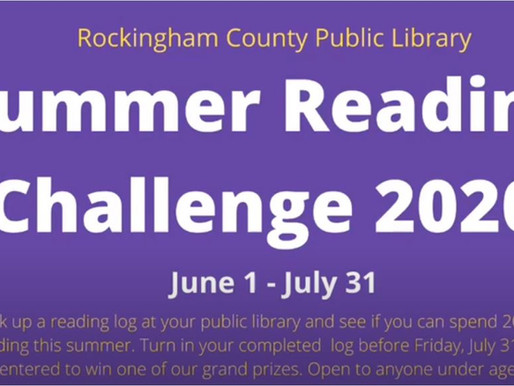 Summer Reading Challenges