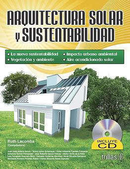 libro arquitectura solar y sustentabilid
