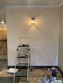 Selfie wall  progress