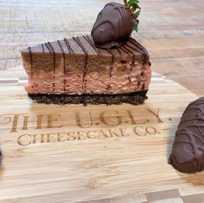 UGLY Cheesecake
