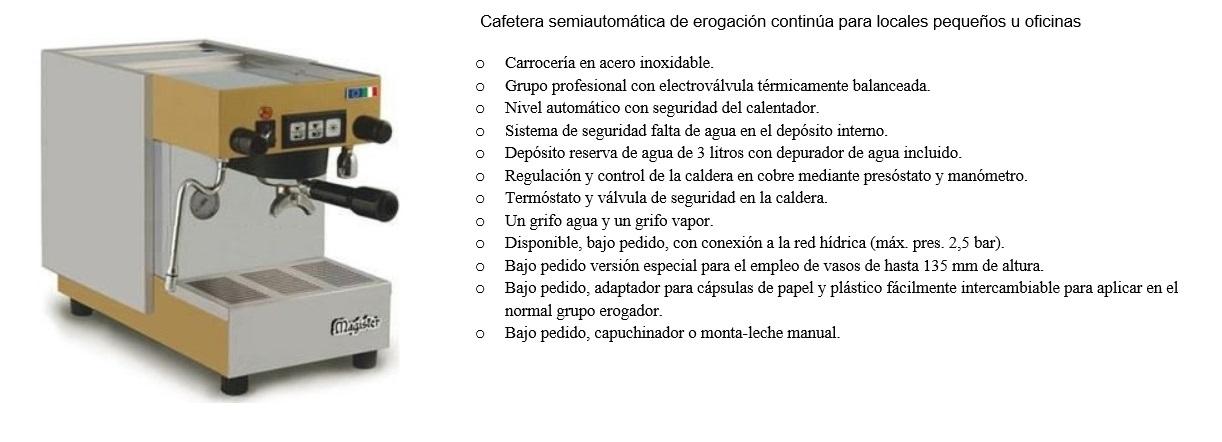 Cafetera ES-40