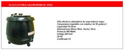 PEROL DE SOPA