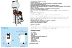 PELADORA DE PAPAS PPN-10