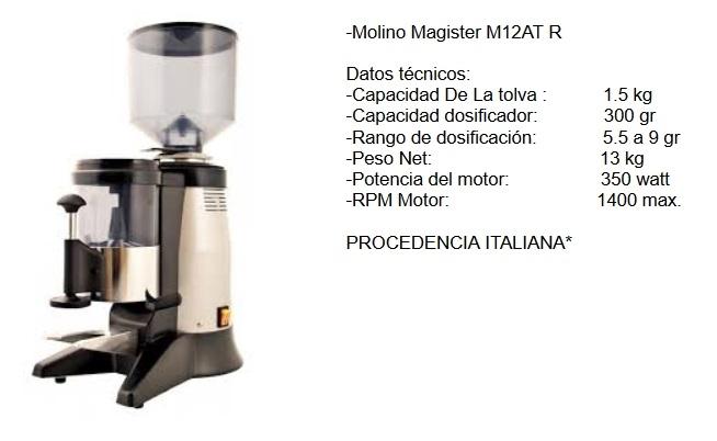 Molino M12AT R