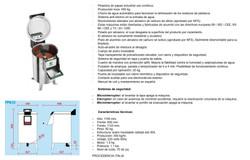 PELADORA DE PAPAS PPN-25